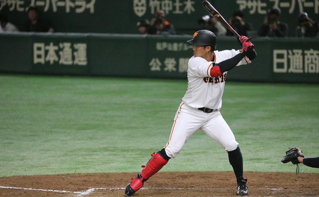 田中俊太をスタメンで使い続ければ、.270くらいは打てると思う。
