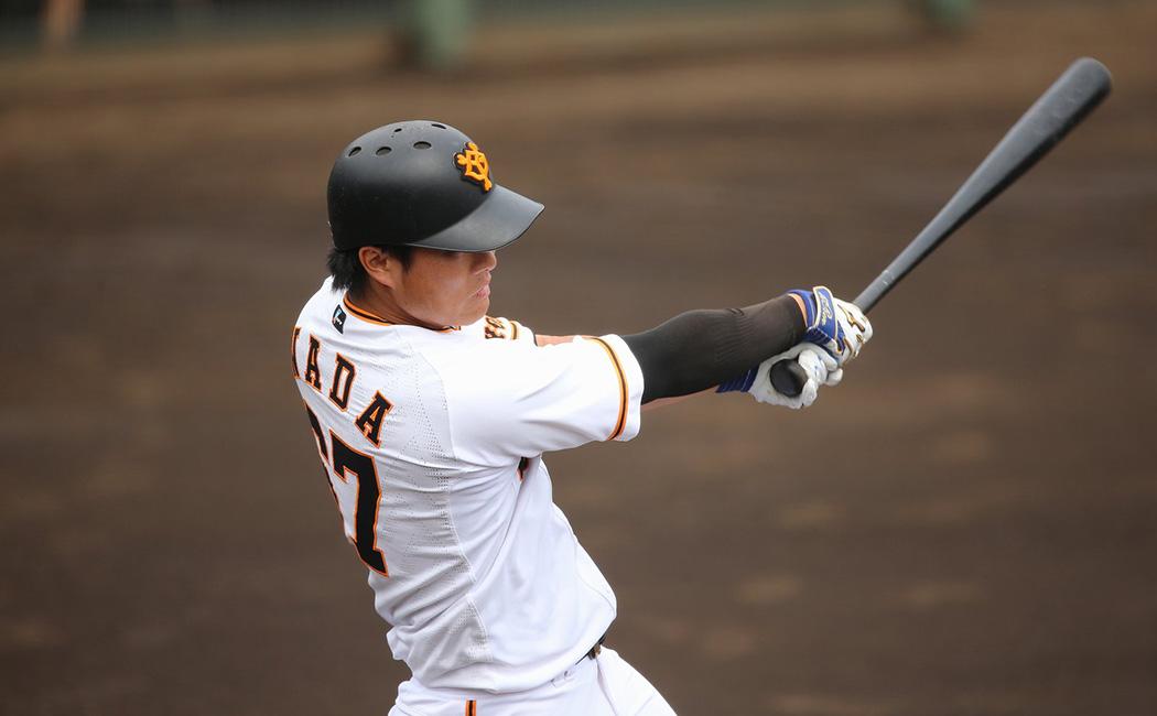 ホームラン・打点はリーグトップ、打率はリーグ2位の和田恋