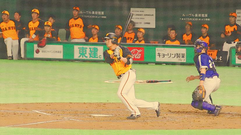 外野・長野久義【2010-2019ジャイアンツベストナイン】