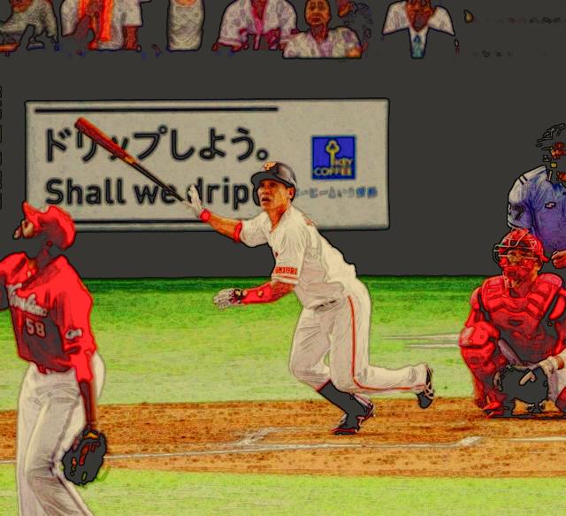 二塁手・脇谷亮太【2010-2019ジャイアンツベストナイン】